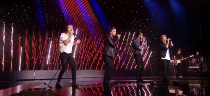 "Replay ""NRJ Music Awards"" : One Direction interprète ""Steal My Girl"" (vidéo)"