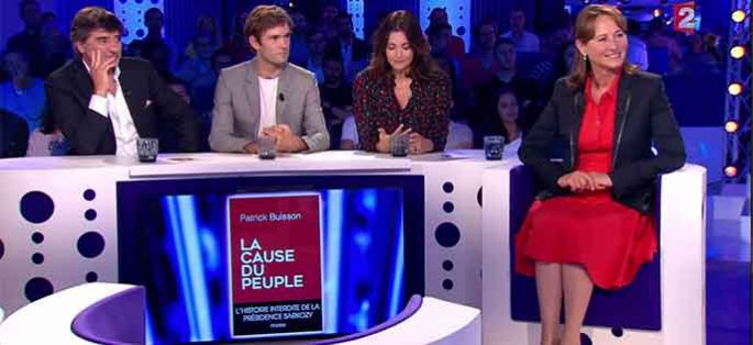 Replay on n 39 est pas couch samedi 1er octobre interviews int grale vid o - France 2 on est pas couche replay ...