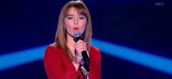 "Replay ""Nouvelle Star"" : Pauline reprend « Paint it black » des Rolling Stones (vidéo)"