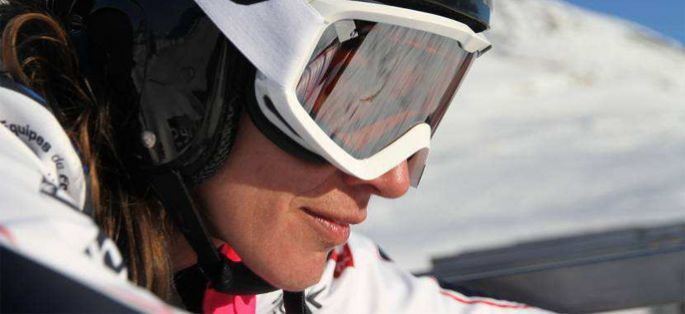 France 4 programme un documentaire sur Ophélie David, championne de Ski Cross