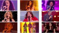 """Replay """"The Voice"""" samedi 20 mai : les 16 prestations en live du 1er prime (vidéo)"""