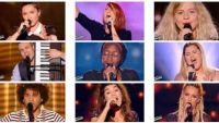"""Replay """"The Voice"""" samedi 25 février : voici les 9 talents sélectionnés (vidéo)"""