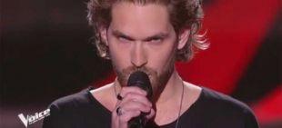 """Replay """"The Voice"""" : Simon Morin chante « Skin » de Rag'N'Bone Man (vidéo)"""