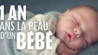 """Les 1ères images de """"1 an dans la peau d'un bébé"""", le docu-fiction d'M6 diffusé mercredi 10 août  (vidéo)"""