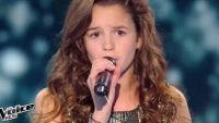 "Replay ""The Voice Kids"" : Justine chante « Castle in the Snow » de The Avener (vidéo)"
