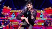 """Replay """"The Voice"""" : Arcadian interprète « Sapés comme jamais » de Maître Gims (vidéo)"""