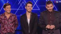 """Replay """"The Voice"""" : l'audition finale de Gabriel, Abdel et Abel Marta  (vidéo)"""