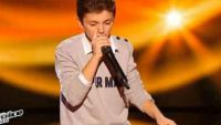"Replay ""The Voice Kids"" : Marin chante « Papaoutai » de Stromae (vidéo)"