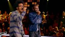 "Replay ""The Voice"" : La Battle Alvy Zamé / Julien sur « Rythm is Love » de Keziah Jones (vidéo)"