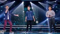 "Replay ""The Voice Kids"" : battle Tiago, Amani, Diego « Le chant des sirènes » de Fréro Delavega (vidéo)"