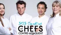 """""""SOS cantine : les chefs contre-attaquent"""" sur M6 mercredi 6 septembre"""