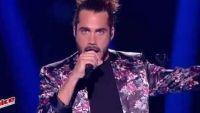 """Replay """"The Voice"""" : Marius chante « Quand on a que l'amour » de Jacques Brel (vidéo)"""