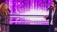 """Replay """"The Voice"""" : Battle Vincent Vinel / Guylaine « Love Me, Please Love me » Michel Polnareff (vidéo)"""
