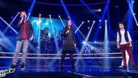 "Replay ""The Voice Kids"" : battle Marin, Lou, Evän « Empire State of Mind » Jay Z & Alicia Keys (vidéo)"