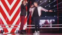 """Replay """"The Voice"""" : duel Florent Marchand / Xam Hurricane « Les histoires d'A » (vidéo)"""