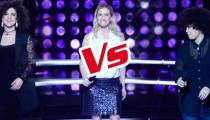 "Replay ""The Voice"" : La Battle Virginie / Melodie Pastor / Kora « Love Me Again » John Newman (vidéo)"