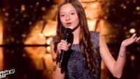 """Replay """"The Voice Kids"""" : Maé chante « Dernière danse » d'Indila en demi-finale (vidéo)"""