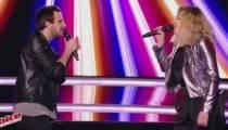 """Replay """"The Voice"""" : Battle Marvin Dupré / Elise Melinand « Fast Car » de Jonas Blue (vidéo)"""