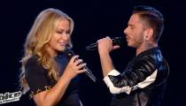 "Replay ""The Voice"" : Anastacia & Maximilien Philippe chantent « I'm Outta Love » en finale (vidéo)"