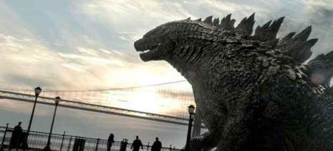 """Inédit : le film """"Godzilla"""" diffusé sur TF1 dimanche 26 février à 21:00"""