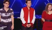 "Replay ""The Voice"" : l'audition finale de Raffi Arto, Renata & Morgane (vidéo)"