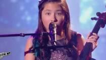 "Replay ""The Voice Kids"" : Leelou chante « If I ain't got you » en finale (vidéo)"