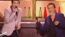 "Replay ""The Voice"" : Raffi Arto & Florent Pagny chantent « La boîte de Jazz » en finale (vidéo)"