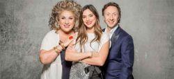 Eurovision 2017 : Amir va commenter la 62ème édition avec Mariane James & Stéphane Bern