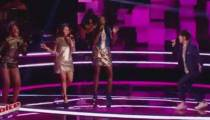 "Replay ""The Voice"" : Battle The Sugazz / JJ « Fiche le camp Jack » de Richard Anthony (vidéo)"