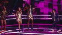 """Replay """"The Voice"""" : Battle The Sugazz / JJ « Fiche le camp Jack » de Richard Anthony (vidéo)"""