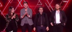 Replay The Voice direct 1 : Guillaume, Casanova, Frédéric Longbois et Sherley Paredes (vidéo)