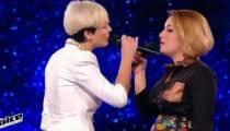 """Replay """"The Voice"""" : La Battle Giuliana Danzé / Elvya sur « Il Moi Rifugio » de Richard Cocciante (vidéo)"""