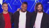 """Replay """"The Voice"""" : l'audition finale de Jorge Sabelico, Florent Marchand et Ritchy (vidéo)"""
