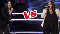 "Replay ""The Voice"" : La Battle Lucyl Cruz / Francesca « Alive » de Sia (vidéo)"