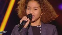 "Replay ""The Voice Kids"" : Dylan chante « Eblouie par la nuit » de Zaz (vidéo)"