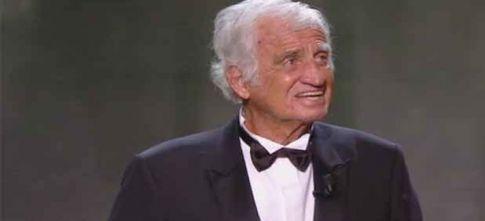Cesar 2017 : revoir l'ovation et le discours de Jean-Paul Belmondo (vidéo)