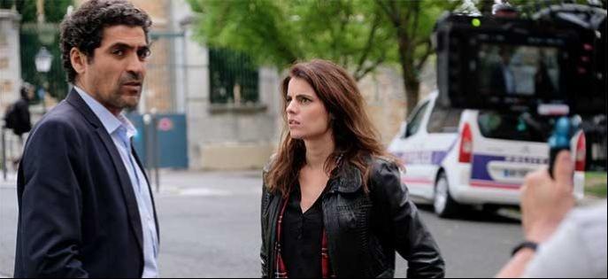 """Le tournage de la 6ème saison de """"Cherif"""" en cours à Lyon pour France 2"""