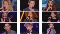 """Replay """"The Voice Kids"""" samedi 23 septembre : voici les 12 prestations de la demi-finale"""