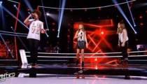 "Replay ""The Voice Kids"" : battle Nina, Lou, Iskander « Still Loving You » de Scorpions (vidéo)"