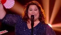 """Replay """"The Voice"""" : Audrey chante « Grace Kelly » de Mika (vidéo)"""