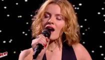 """Replay """"The Voice"""" : Hélène chante « La Ceinture » d'Elodie Frégé (vidéo)"""