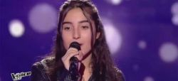 "Replay ""The Voice Kids"" : Monica chante « I have nothing » de Withney Houston (vidéo)"