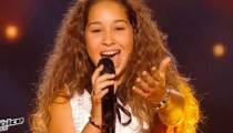 "Replay ""The Voice Kids"" : Ilenia chante  « Set Fire to the Rain » d'Adele (vidéo)"