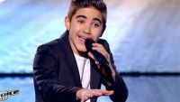 "Replay ""The Voice Kids"" : Romain chante « Je marche seul » de JJ Goldman en demi-finale (vidéo)"