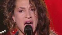 """Replay """"The Voice"""" : Aliénor chante « They don't care about us » de Michaël Jackson (vidéo)"""