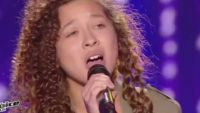 "Replay ""The Voice Kids"" : Christina chante « Hurt » de Christina Aguilera (vidéo)"