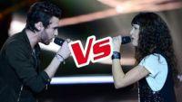 """Replay """"The Voice"""" : La Battle Sam / Lukas K. Abdul « Dernière danse » d'indila (vidéo)"""