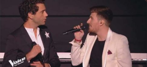 "Replay ""The Voice"" : Casanova & Mika chantent « Goodbye Stranger » en finale (vidéo)"