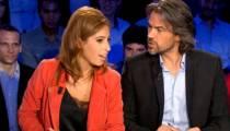 """Replay """"On n'est pas couché"""" : Léa Salamé à Aymeric Caron « Il est lèche cul, un peu ! » (vidéo)"""
