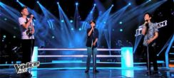 "Replay ""The Voice Kids"" : battle Loris, Hugo, Paul sur « Paradise » de Coldplay (vidéo)"